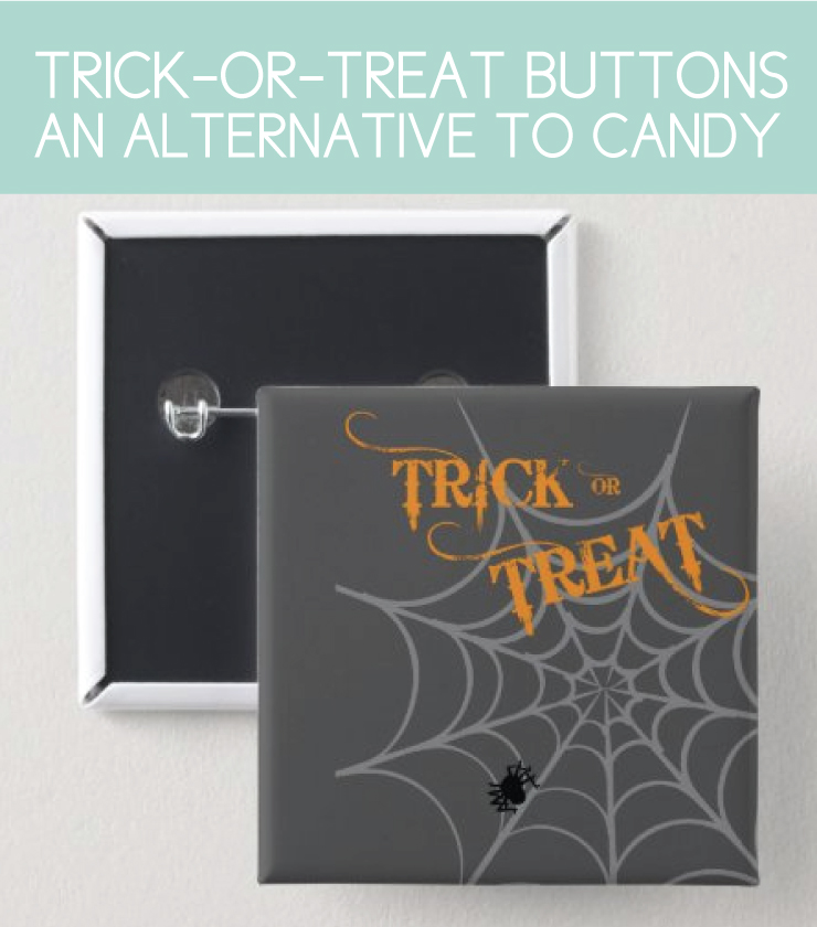trick-or-treat button