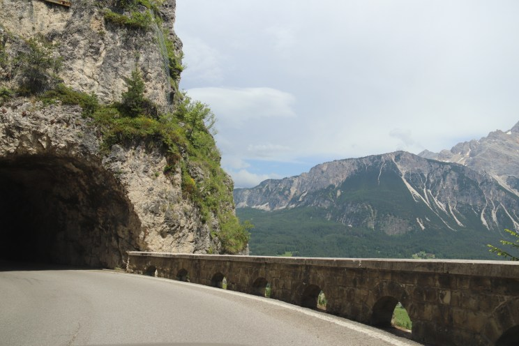 Road Trip to the Dolomite Mountains from Venice