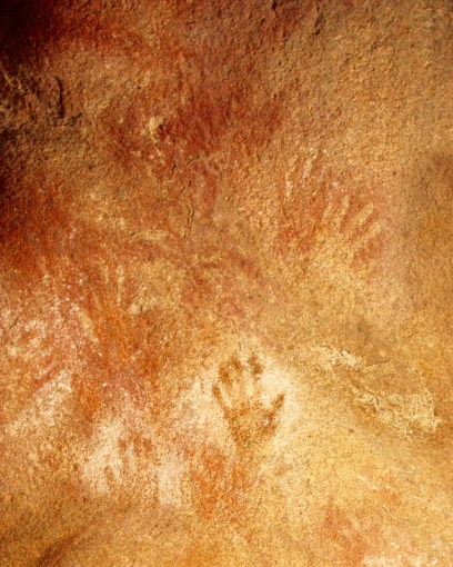 Some of the oldest Aboriginal Artwork in the world