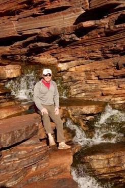 Pools of Joffre Falls