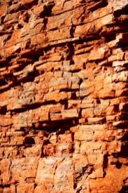 Joffre Gorge Rock Formations