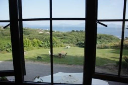 Caherdaniel Accommodation View, Ring of Kerry in Ireland