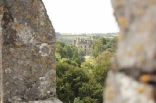 View from Blarney Castle, Ireland