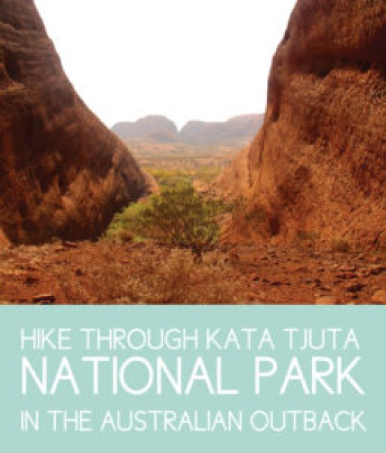 Hike Kata Tjuta National Park