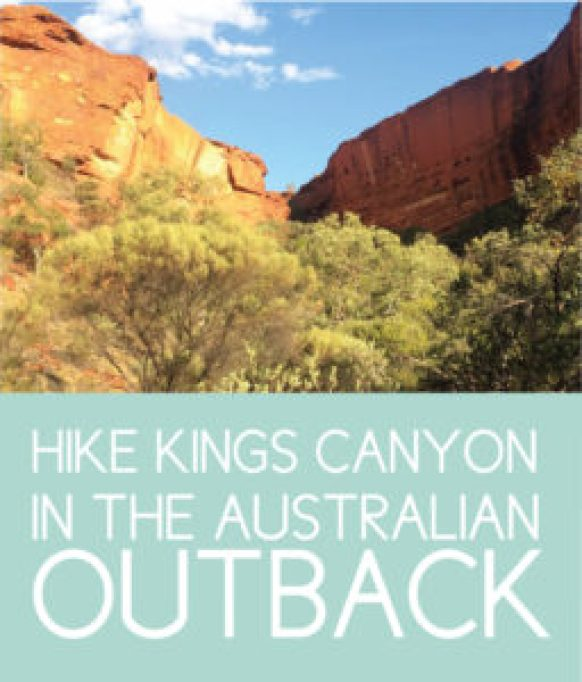 Hike Kings Canyon