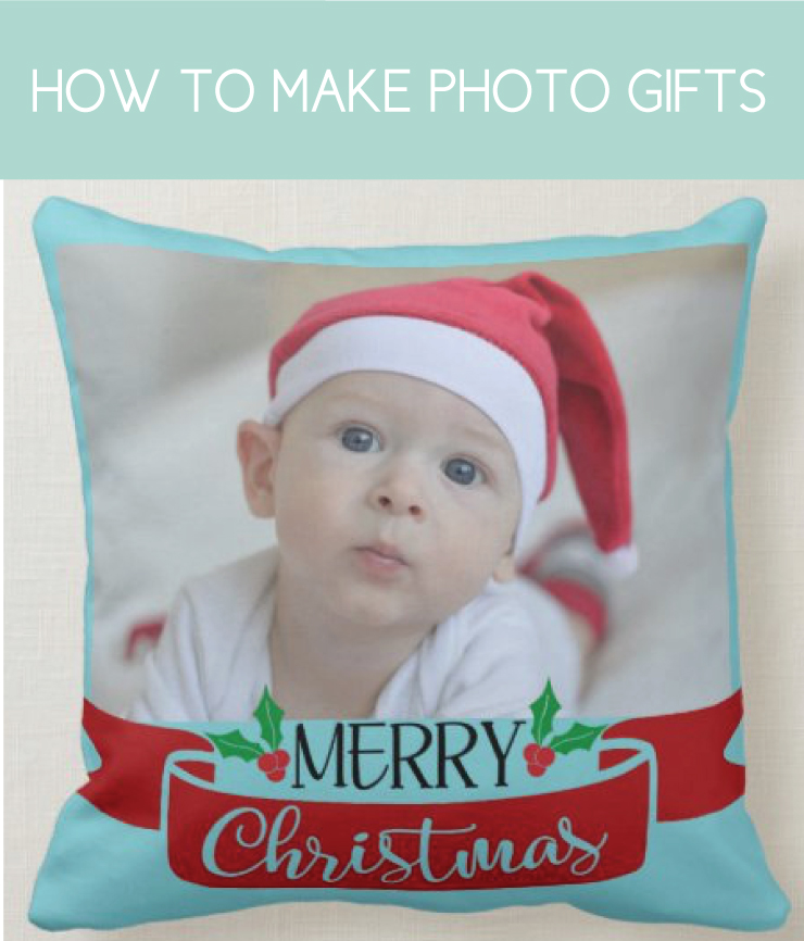 Photo Holiday Gifts