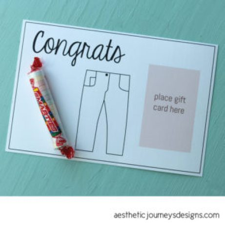 """Smartie"" Graduation Card"