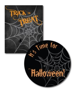 Trick-or-Treat Clock