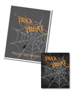 Trick-or-Treat Tattoos
