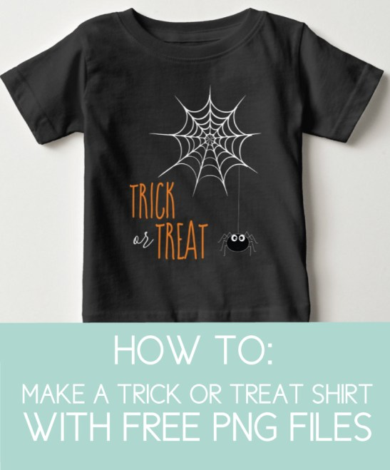 fun halloween shirts for kids with spider