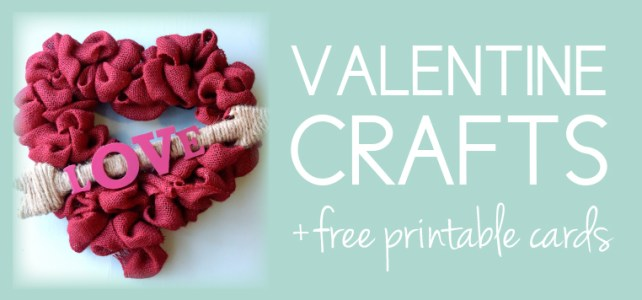 Valentine Crafts You'll Love: 5 Items You Can Make at Home