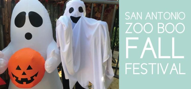 Zoo Boo San Antonio