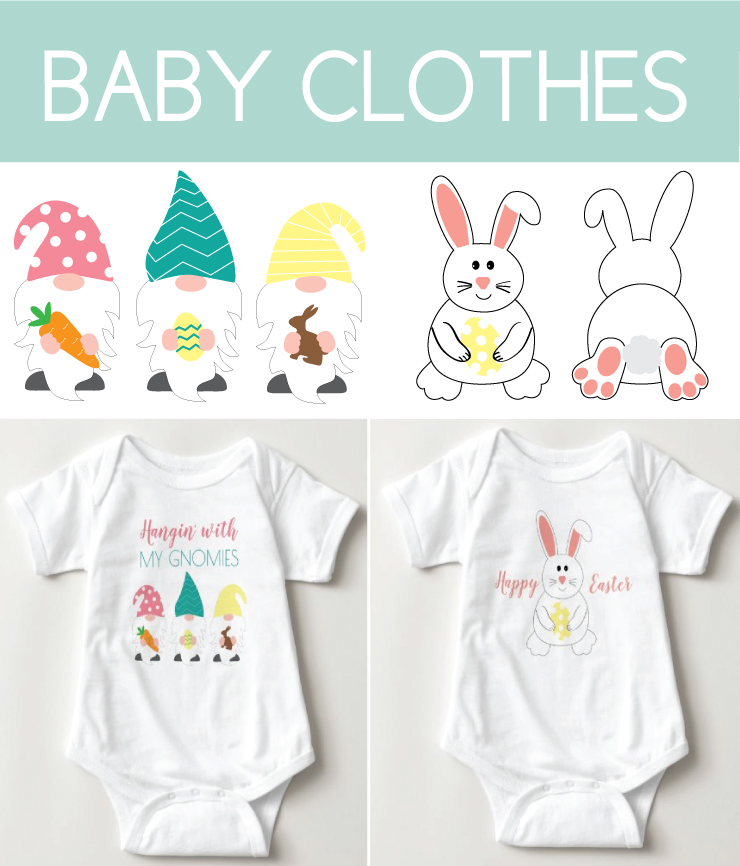 Baby Clothes for 1st Easter or Spring