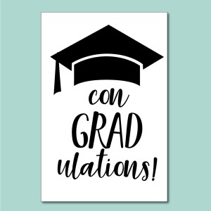 Designs for Milestones Including Anniversary, Birthday, & Graduations
