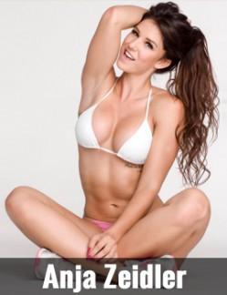 Anja Zeidler Fitness Model