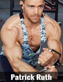 Fitness Youtuber Patrick Ruth