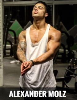 Alexander Molz – der Köln 50667 Darsteller im Fitness-Interview