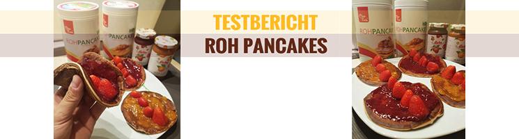 gesunde Pancakes