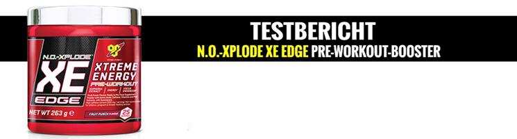N.O.-Xplode XE Edge Test