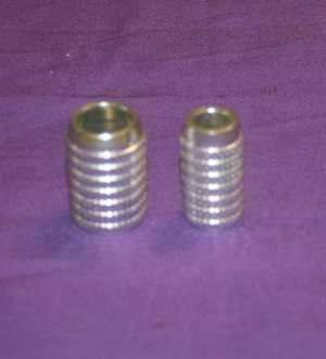 Telescoping Metal collets