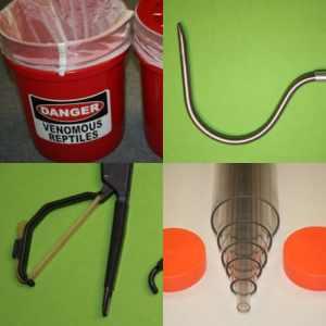 Snake Equipment