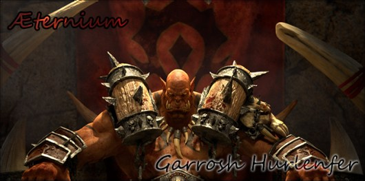 Garrosh Hellscream, chef de guerre ?