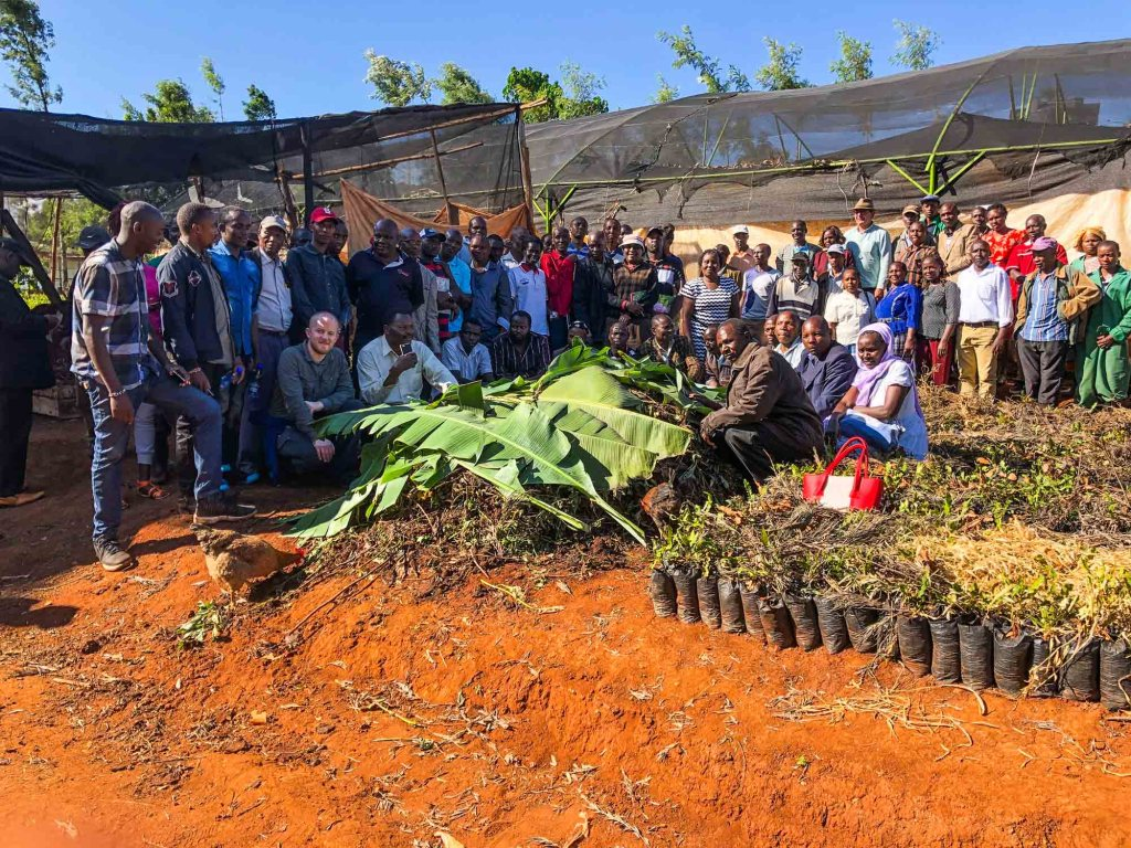 biodynamie au Kenya biodynamie international formation et école en biodynamie FIWS