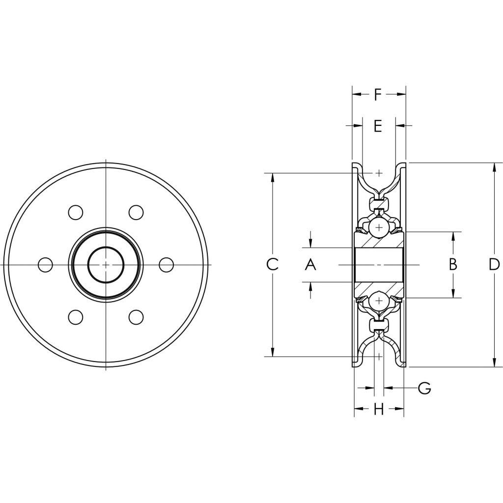 Belt Dimensions V Catalog