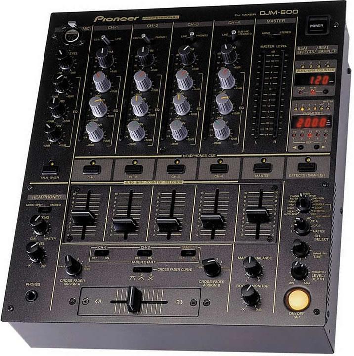 Djm 600 Pioneer Tables De Mixage Dj Mixer Dj Materiel De Sonorisation Magasin De Sono