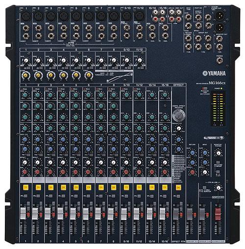 Location Console Orchestre Studio Mixage Scne YAMAHA MG