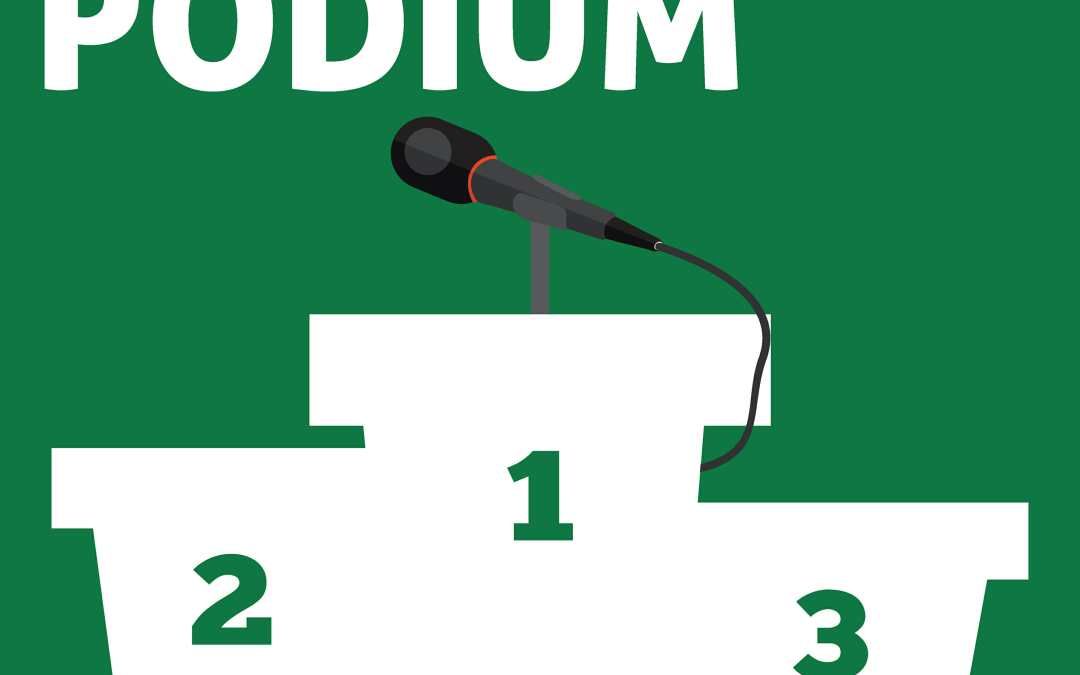 Coaches need Coaches too: Behind the Podium Podcast is here!