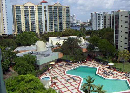 Plaza Of The Americas 2 Luxury Condo Property For Sale