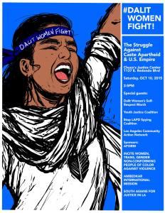 #DalitWomenFight LA