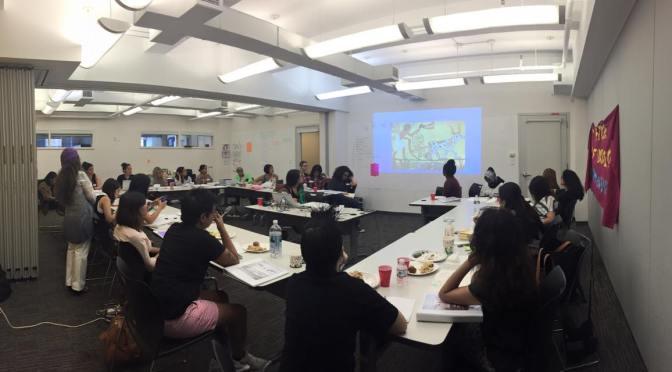 Marginalization of Women: A Socio-Economic History | Summer School of Women's Activism (SSOWA) NYC Session One