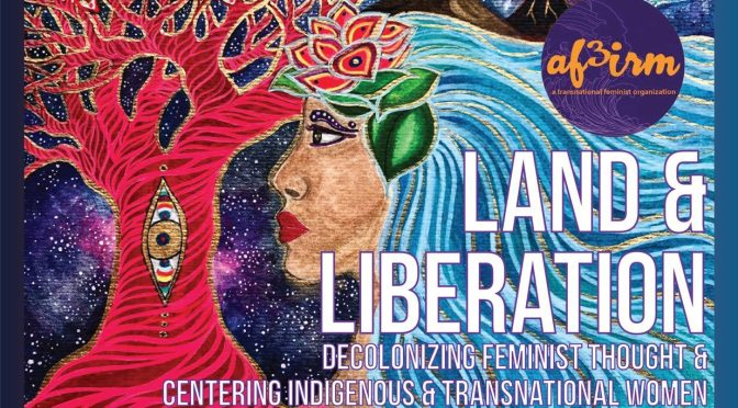Land and Liberation Plenary Panel on Decolonizing Feminism to feature Bamby Salcedo, Kimberly Robertson, Connie Huynh