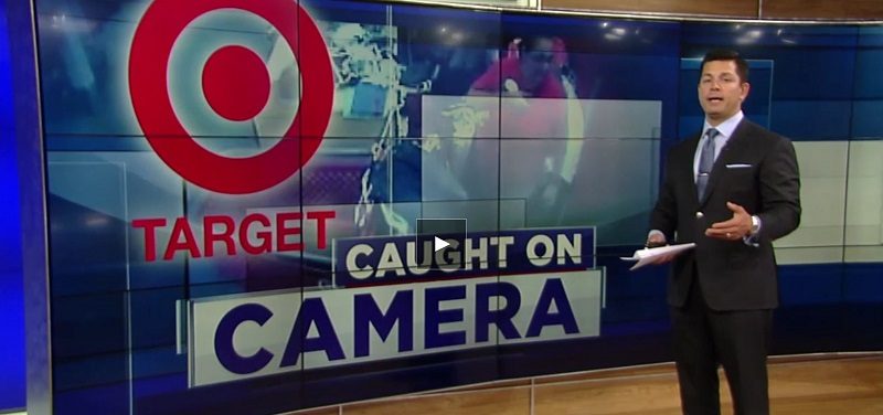 Woman violated inside Target store: 'I feel really scared right now.'