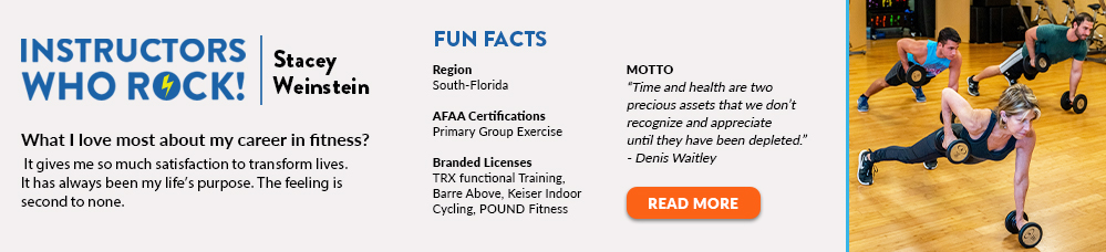 Group Fitness Certification Afaa