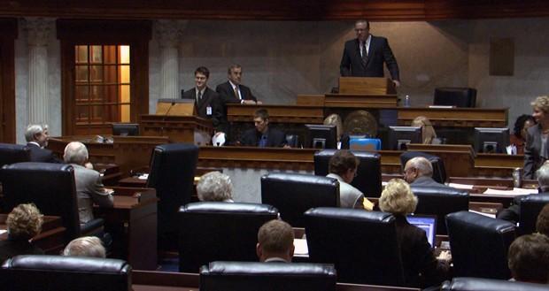 IN Senate Chamber
