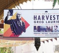 A Sign of the Times? Pastor Greg Laurie Forced to Remove Billboards Featuring the Bible
