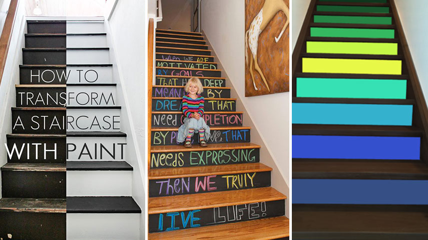 Best Idee Deco Escalier Contemporary - Bikeparty.us - bikeparty.us