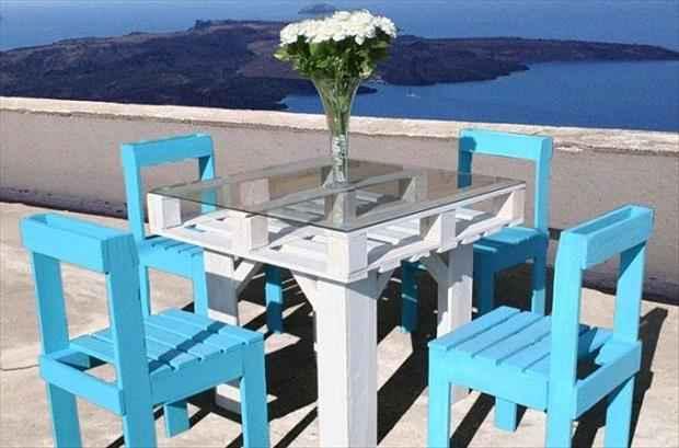 palettes-en-bois-table