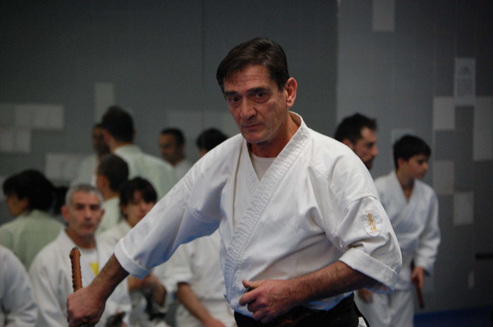 Maestro Lucio Álvarez Ladera, Shihan 7º DAN