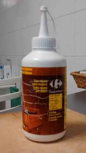 Cola de carpintero