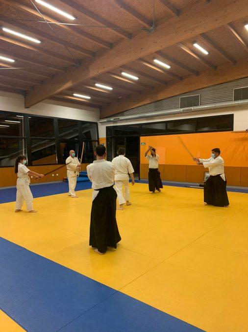 Aikido en Majadahonda