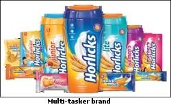 Horlicks the multi-tasker brand