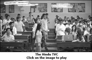The Hindu TVC