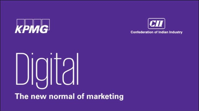Digital is the new normal for marketing
