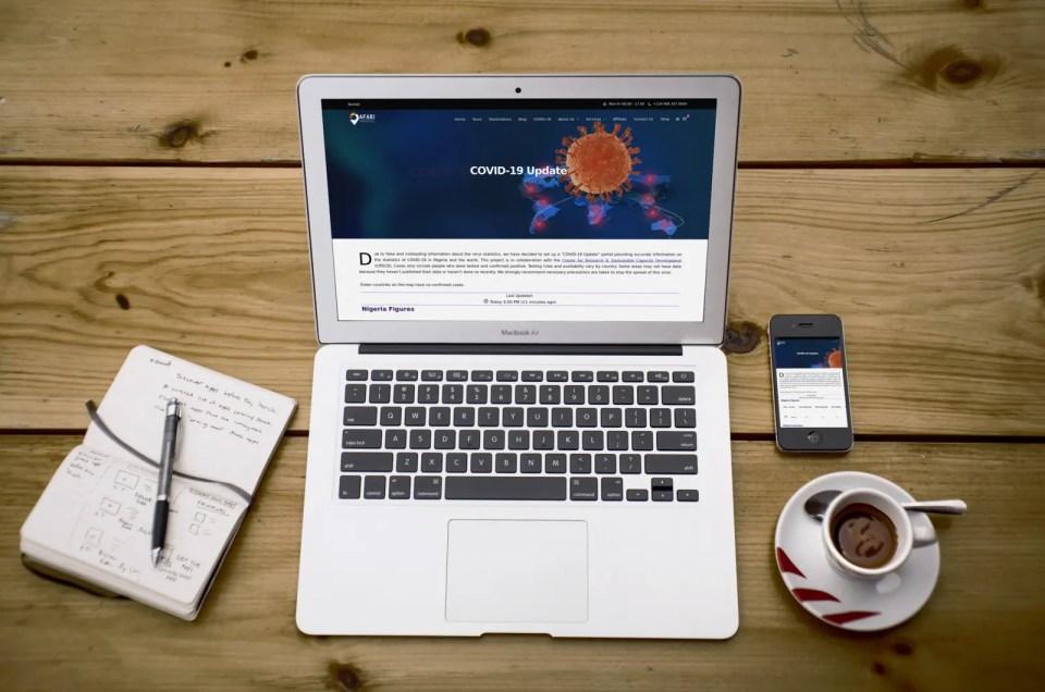 Launch of COVID-19 Update Portal