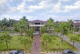 Ibom Resort Aerial View