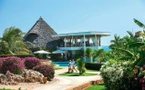 Accommodation in Nungwi - Poolside bar